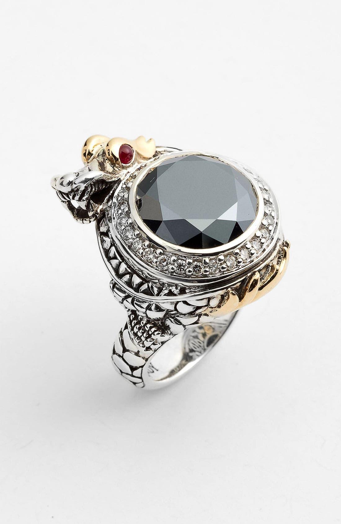 Alternate Image 1 Selected - John Hardy 'Naga Batu' Dragon Ring
