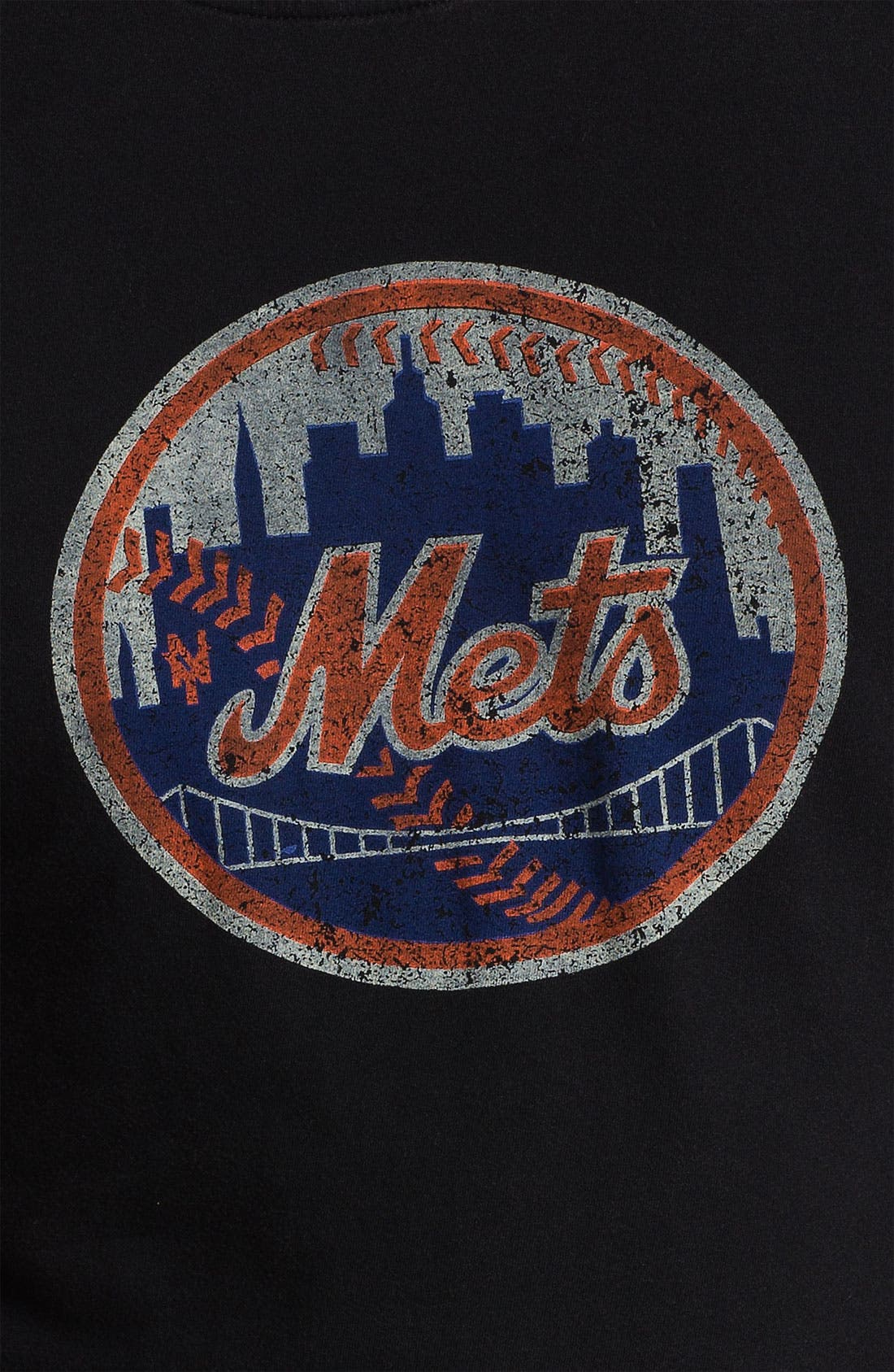 Alternate Image 3  - Red Jacket 'New York Mets' Trim Fit T-Shirt (Men)