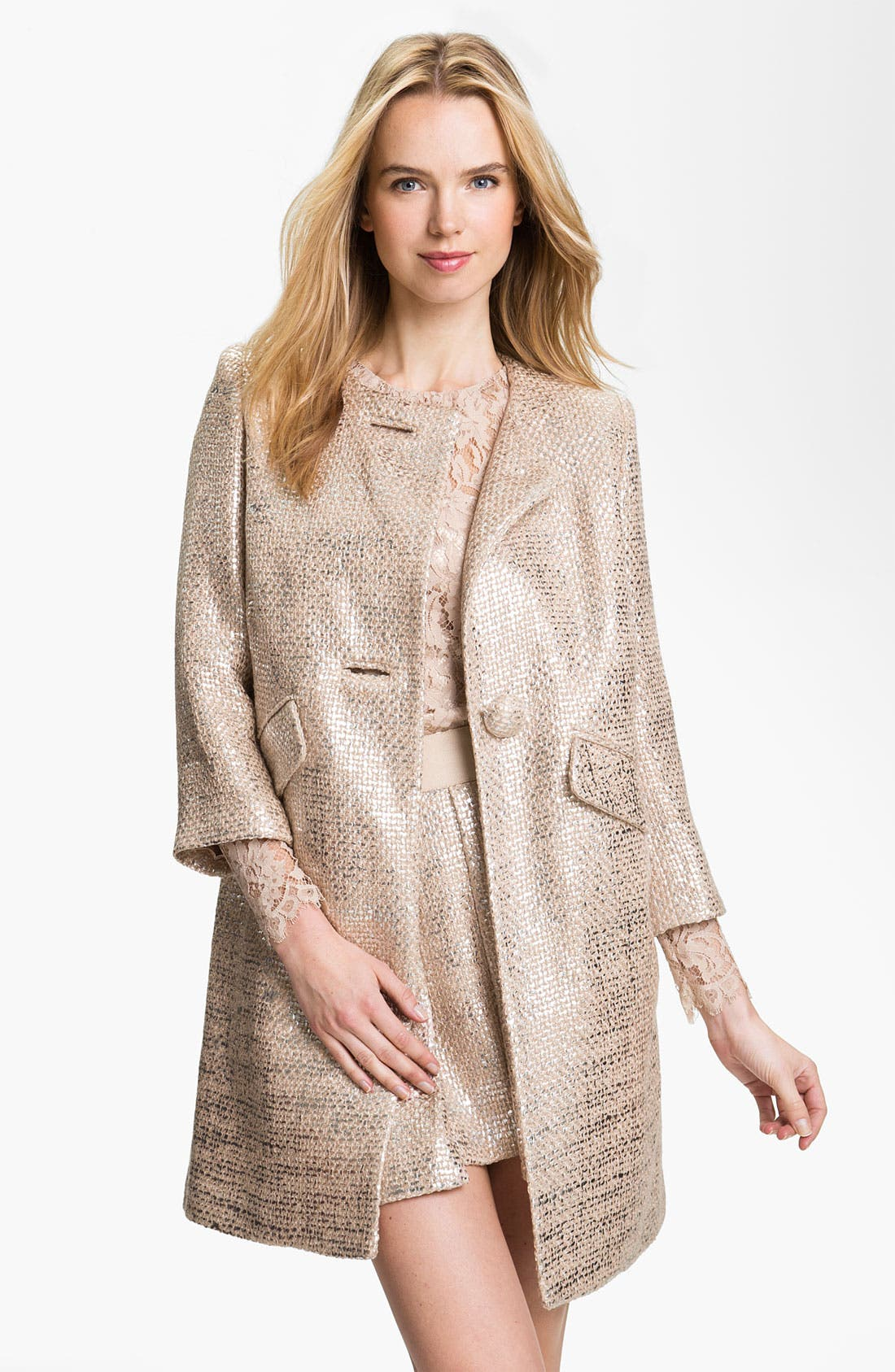 Main Image - Milly Cocktail Coat