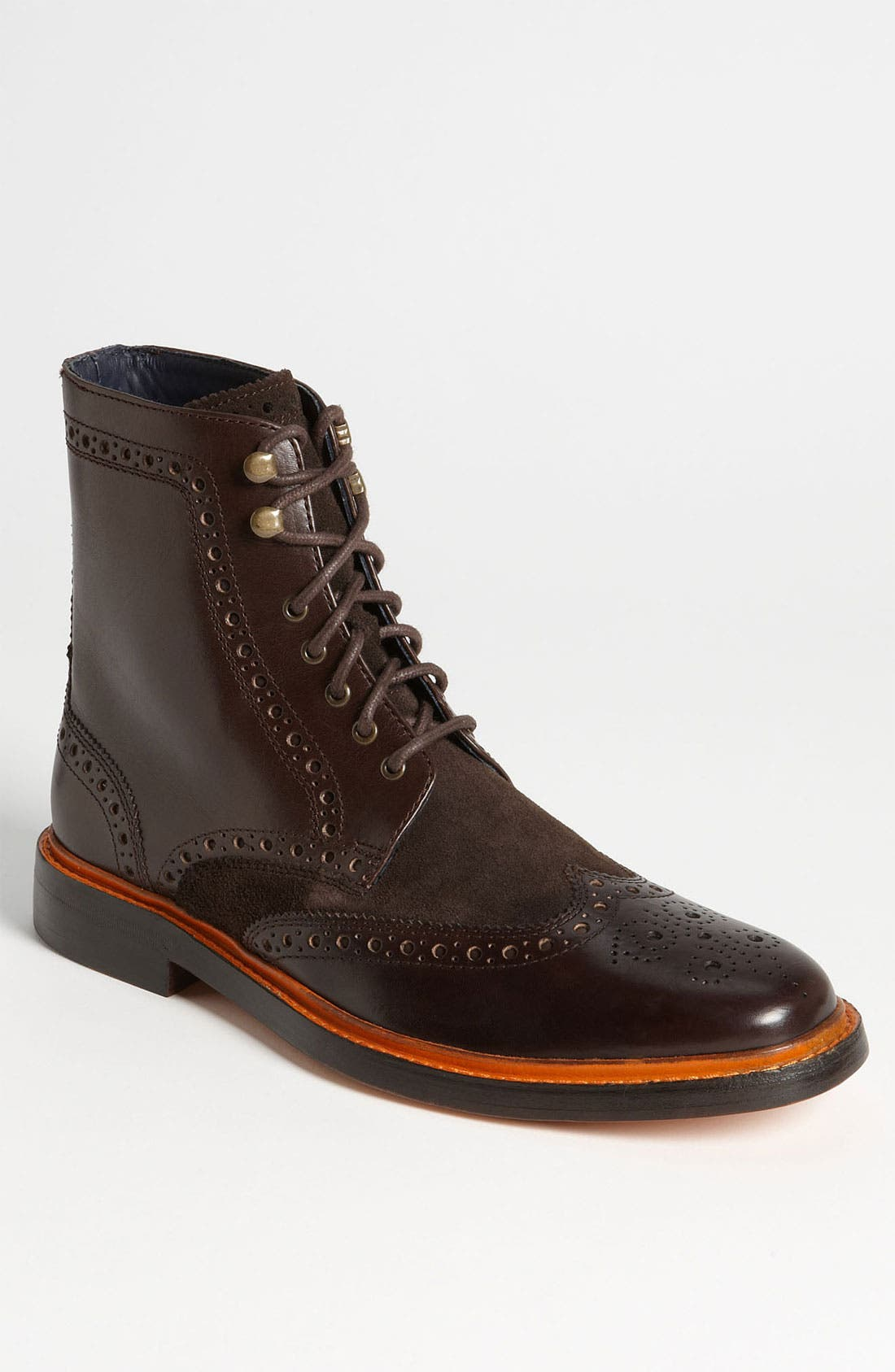 Alternate Image 1 Selected - Cole Haan 'Air Harrison' Wingtip Boot