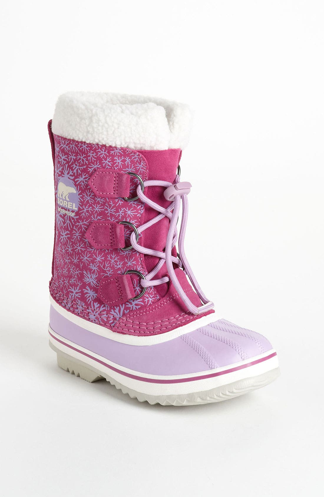 Alternate Image 1 Selected - Sorel '1964 PAC™' Youth Graphic Boot (Toddler, Little Kid & Big Kid)