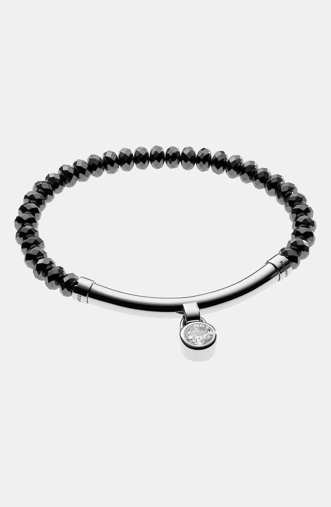 Alternate Image 1 Selected - Michael Kors 'Brilliance' Bead Stretch Bracelet