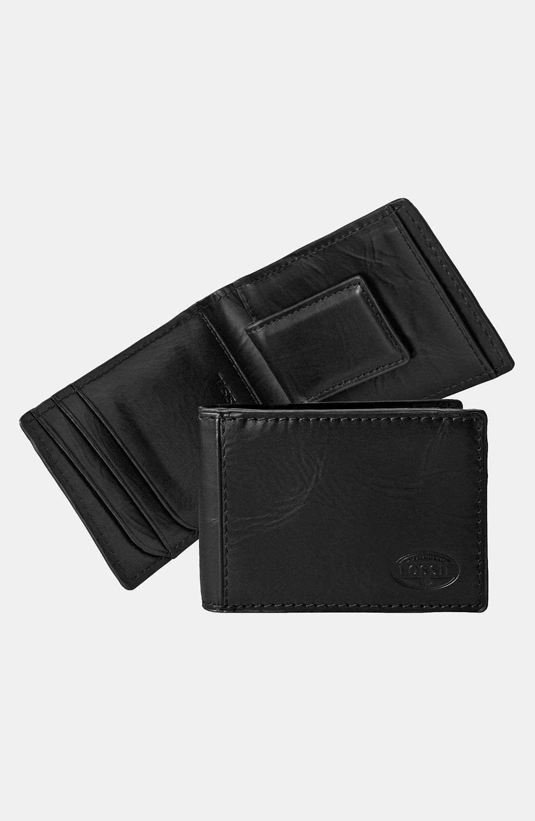 Main Image - Fossil 'Norton' Bifold Wallet