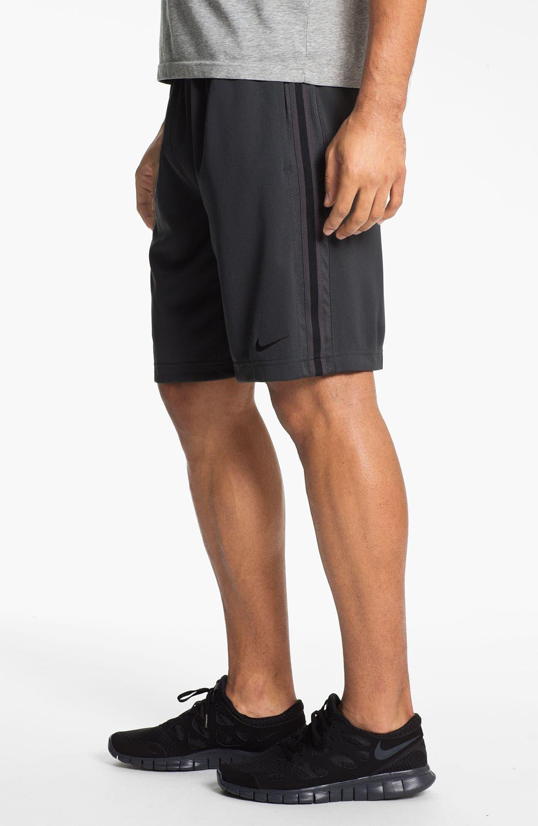 Alternate Image 1 Selected - Nike 'Epic' Knit Shorts