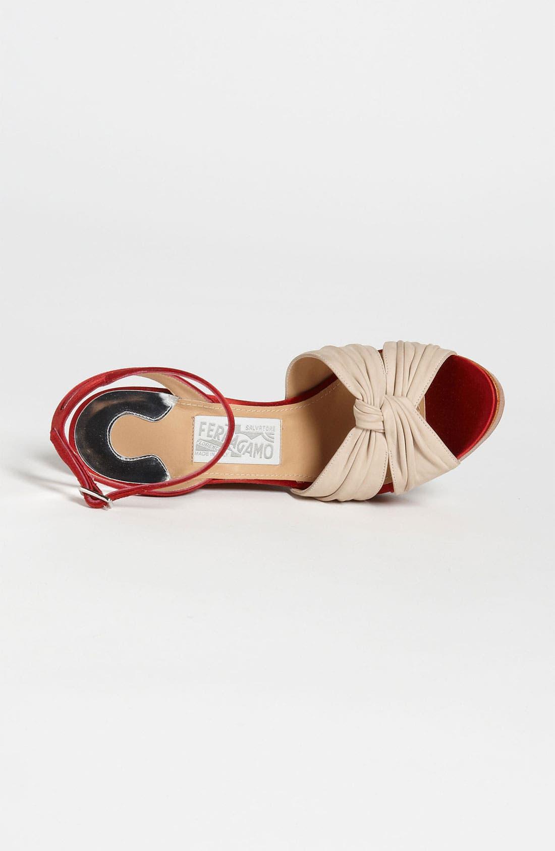 Alternate Image 3  - Salvatore Ferragamo 'Suna' Sandal