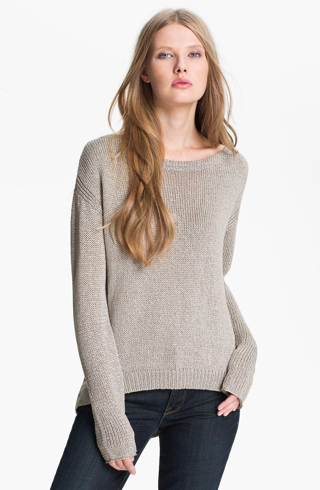Alternate Image 1 Selected - Diane von Furstenberg 'Garnet' Sweater