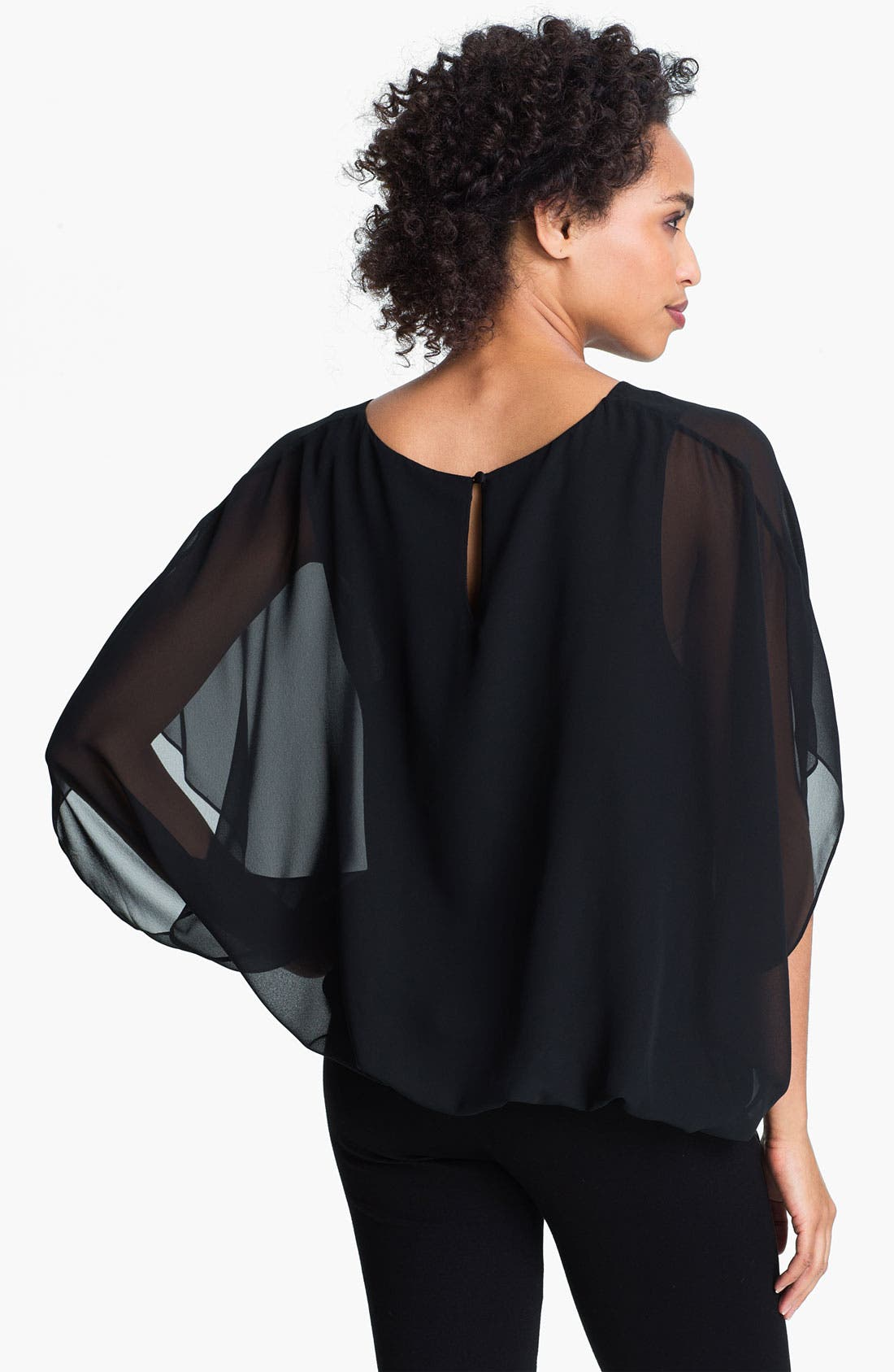Alternate Image 2  - Vince Camuto Batwing Sleeve Blouse