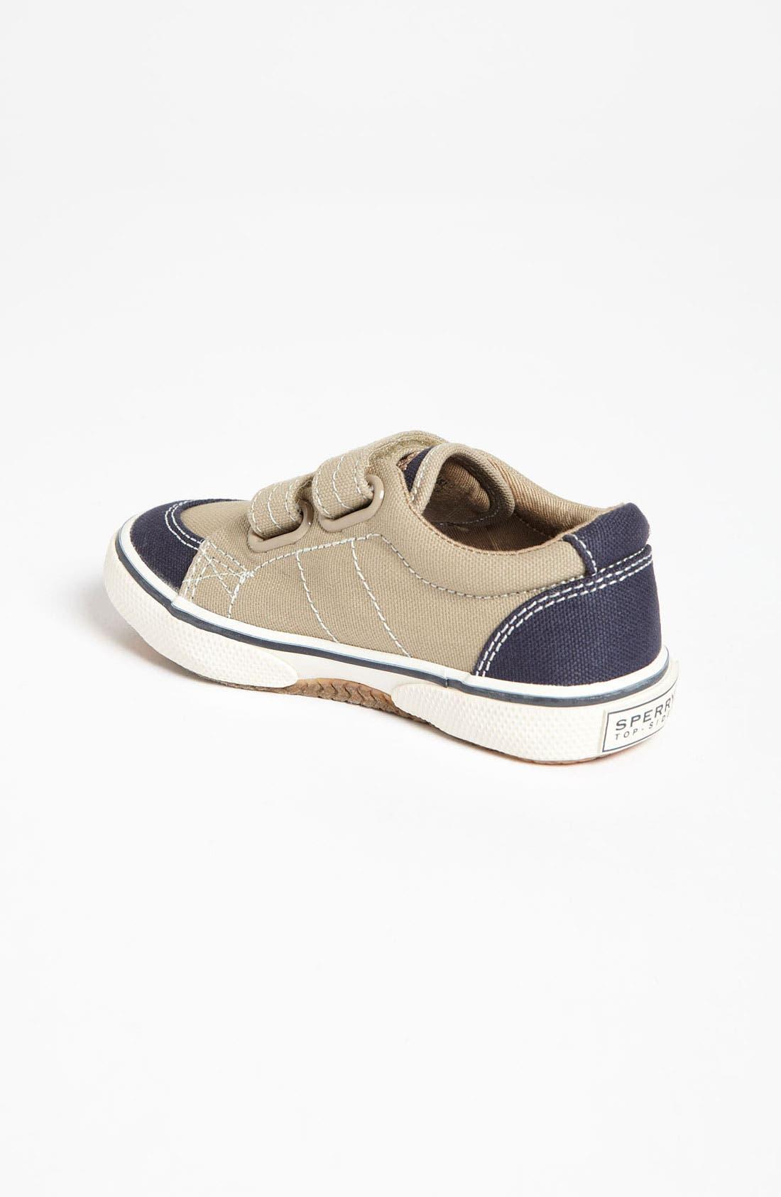 Alternate Image 2  - Sperry Top-Sider® Kids 'Halyard' Sneaker (Walker & Toddler)