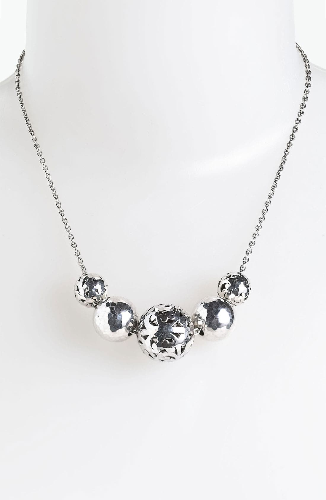 Main Image - Lois Hill 'Ball & Chain' Bead Necklace
