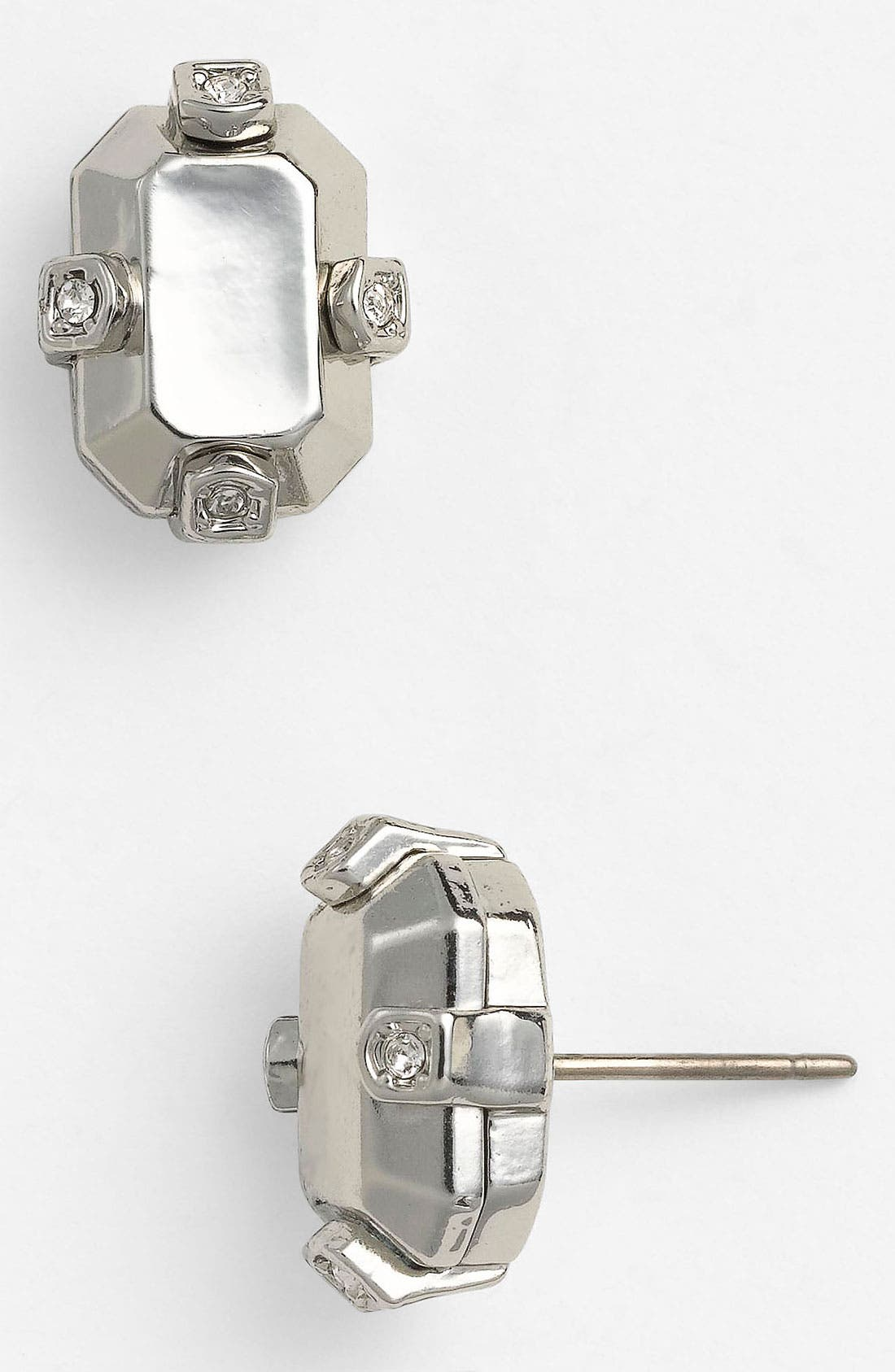 Main Image - Juicy Couture 'Heavy Metal' Stud Earrings