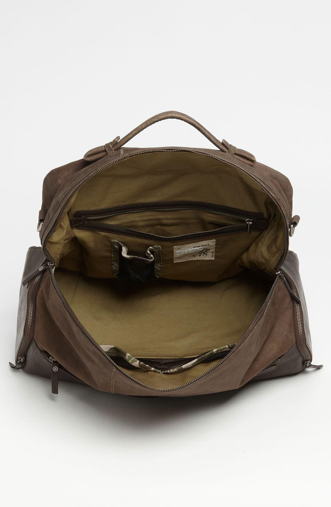 Alternate Image 3  - DIESEL® 'Mad Words - VI8' Duffel Bag