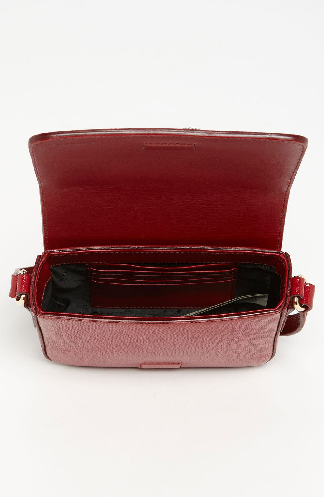 Alternate Image 3  - Burberry 'Ladies London' Leather Crossbody Bag