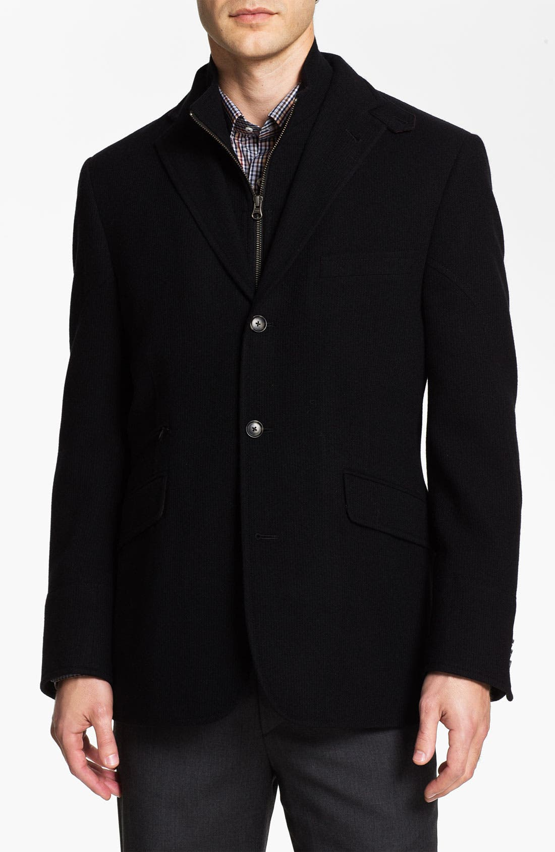 Alternate Image 1 Selected - Kroon 'Ritchie' Wool Blend Sportcoat