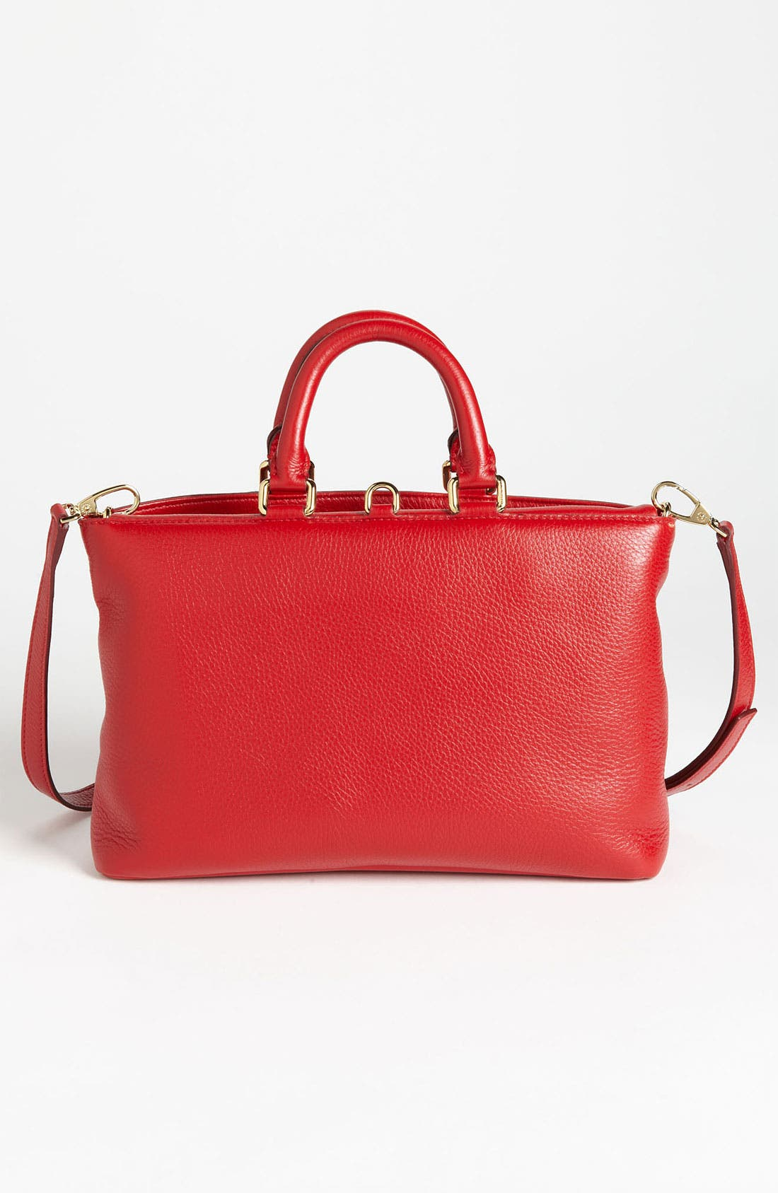 Alternate Image 4  - Dolce&Gabbana 'Miss Emma' Leather Satchel
