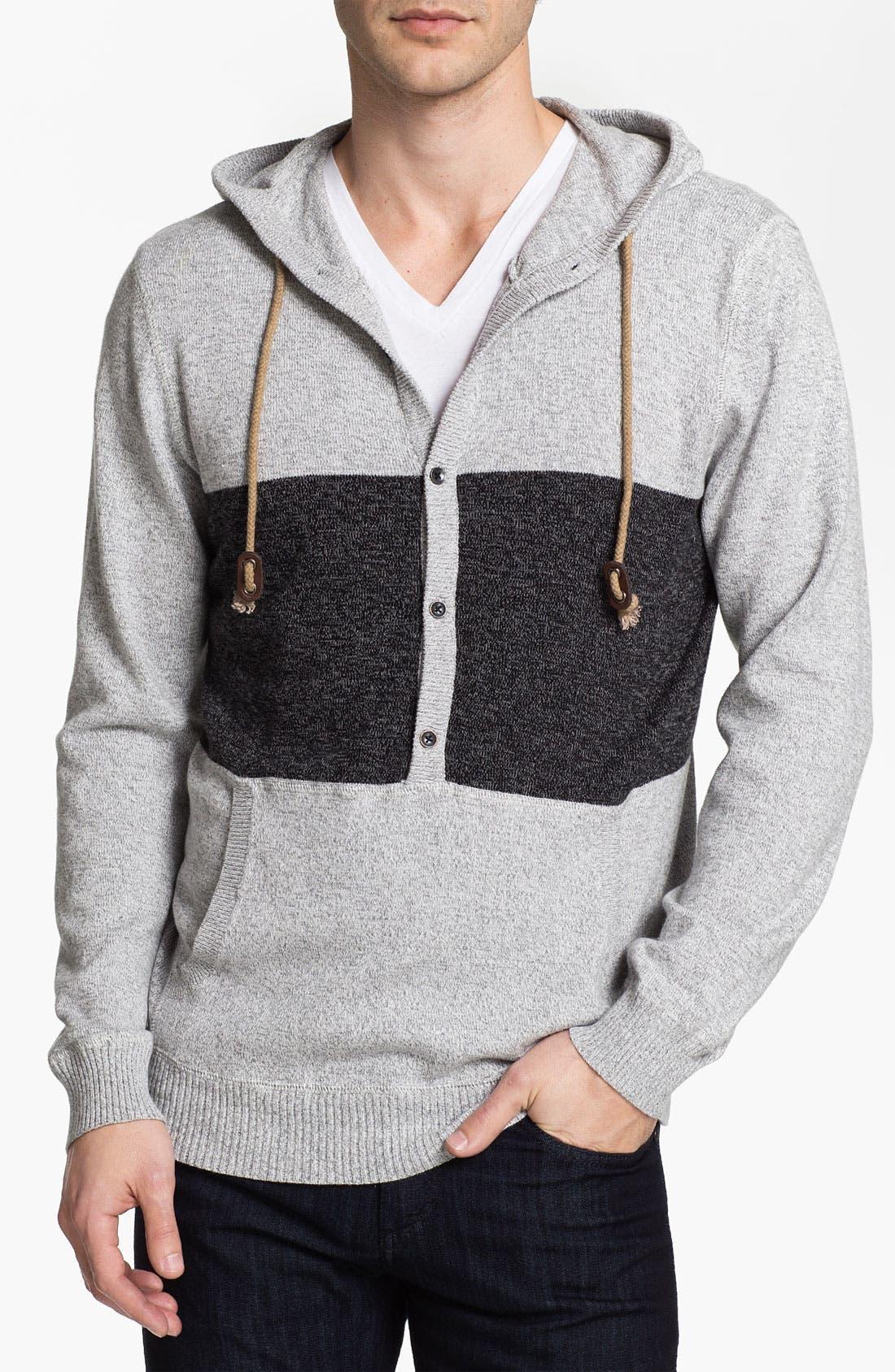 Main Image - Volcom 'Undertone' Hooded Sweater