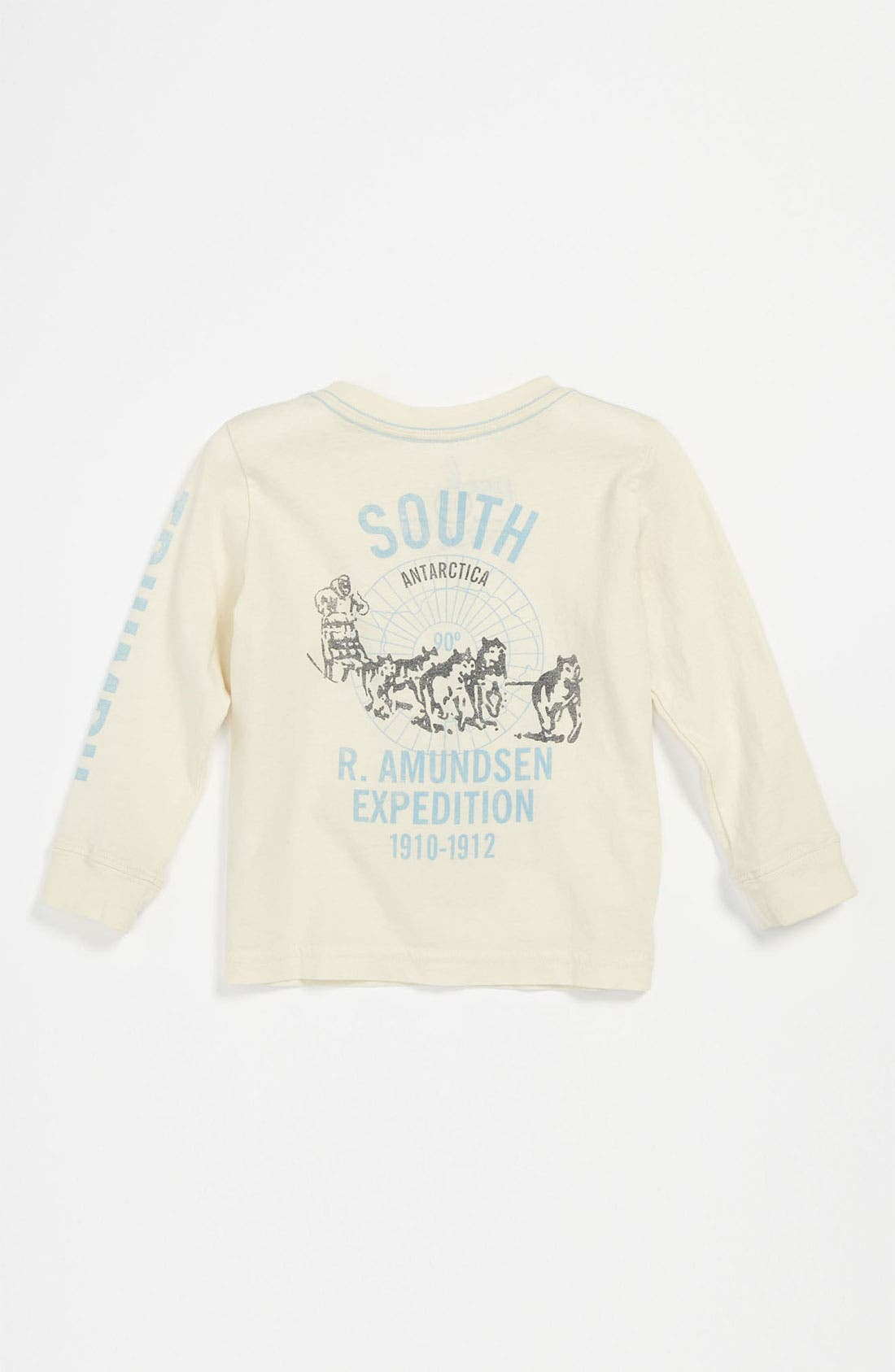Alternate Image 2  - Peek 'North Pole' T-Shirt (Infant)