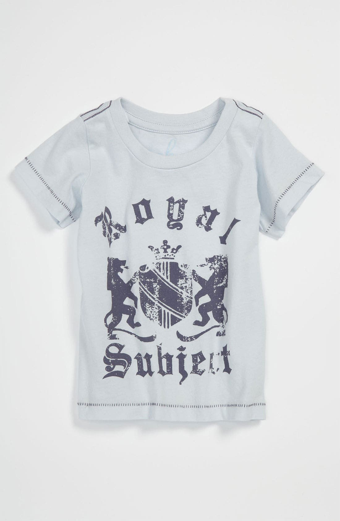 Main Image - Peek 'Royal Subject' T-Shirt (Infant)