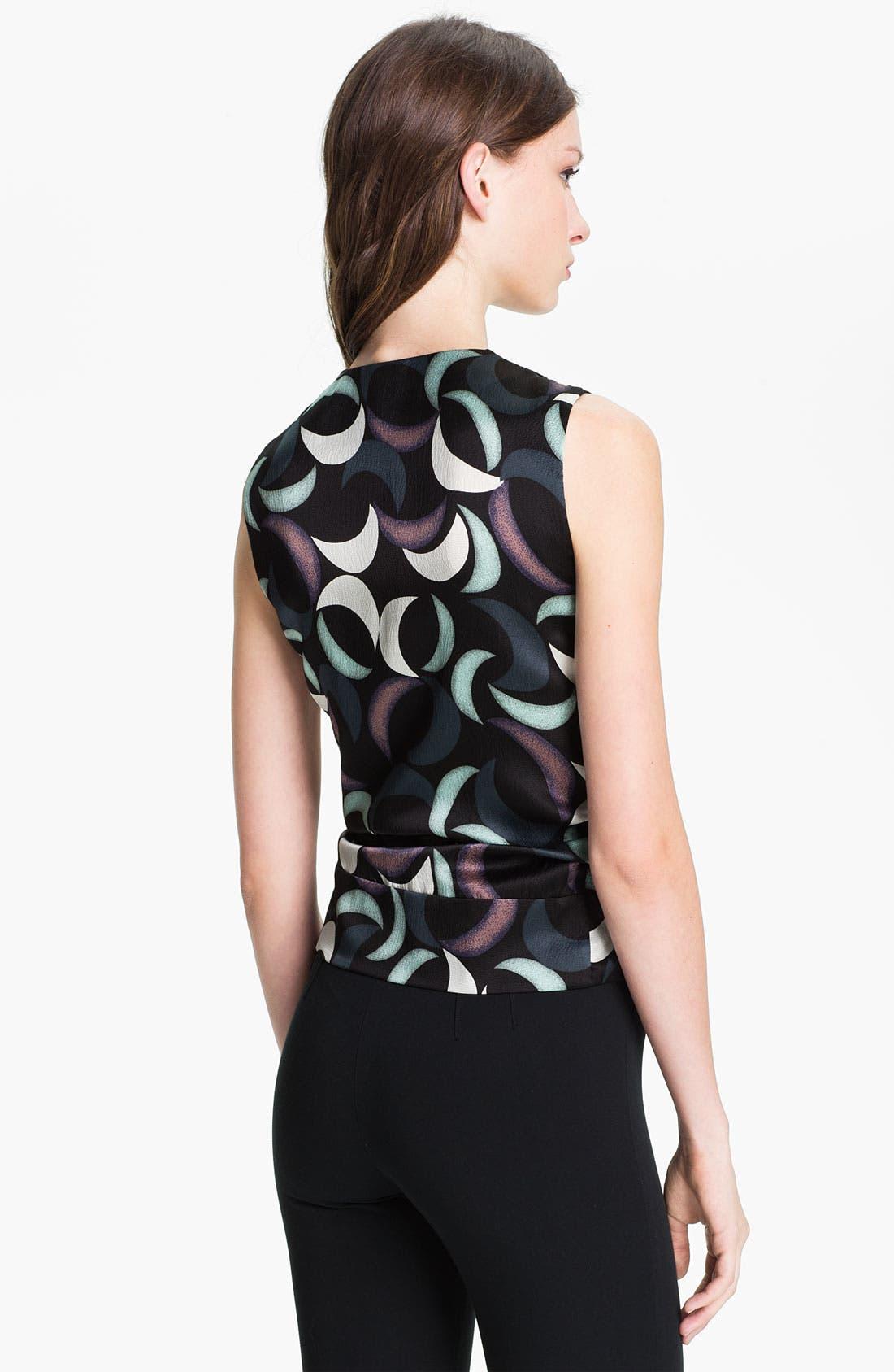 Alternate Image 2  - Diane von Furstenberg 'Balisi' Silk Blouse