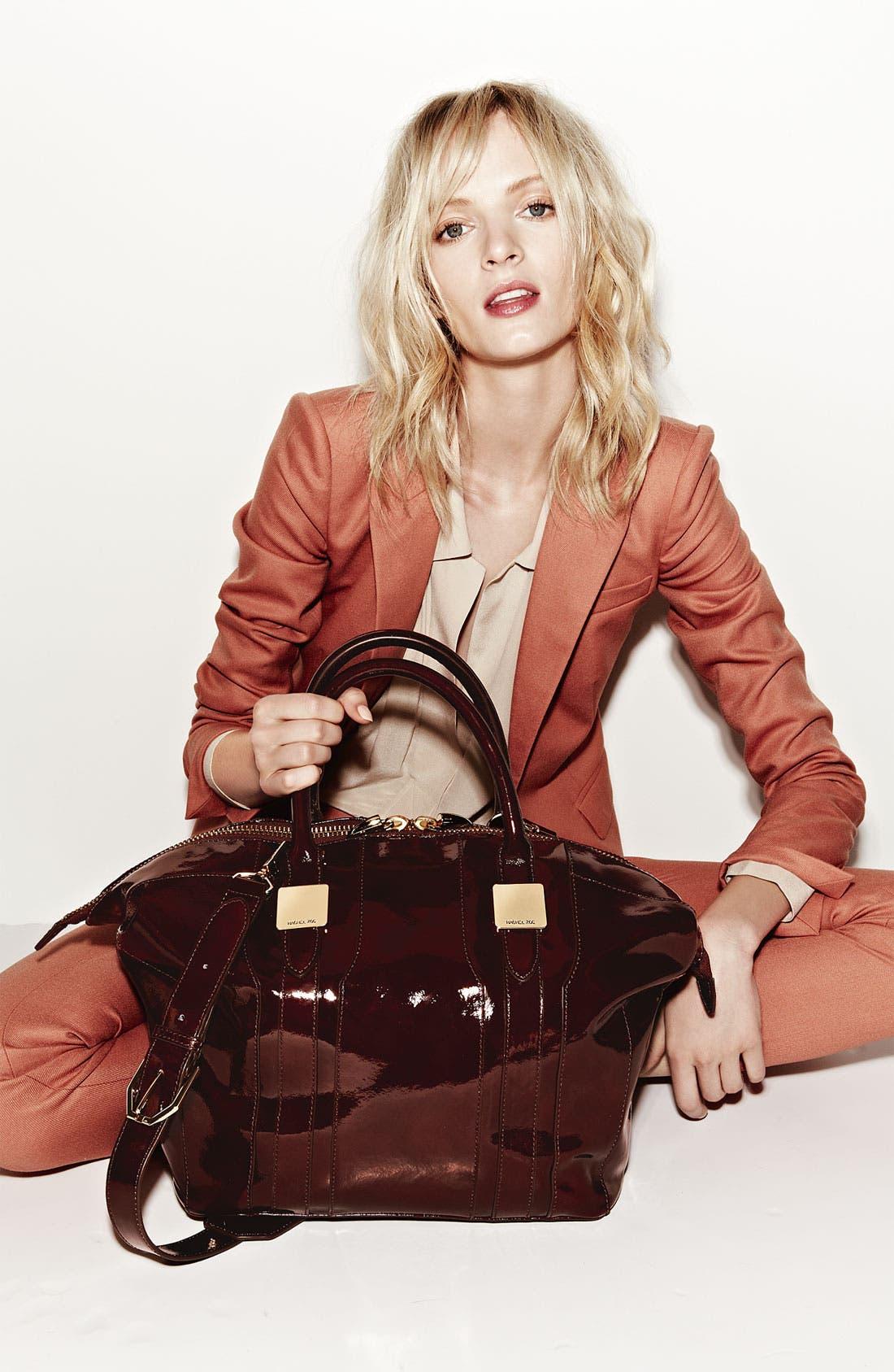 Alternate Image 2  - Rachel Zoe 'Morrison - Medium' Patent Leather Tote