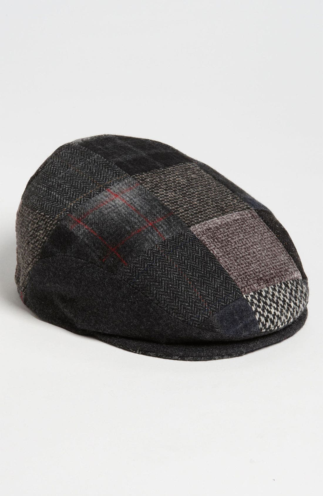 Alternate Image 1 Selected - Brooks Brothers 'University Patchwork' Cap