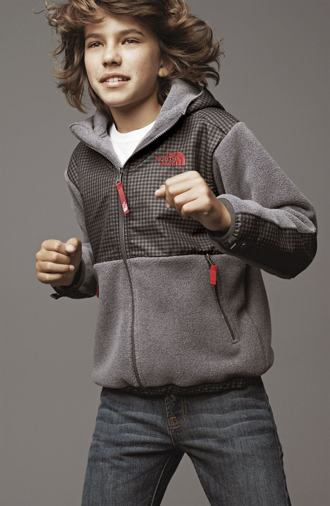 Alternate Image 2  - The North Face 'Denali' Fleece Jacket (Little Boys)