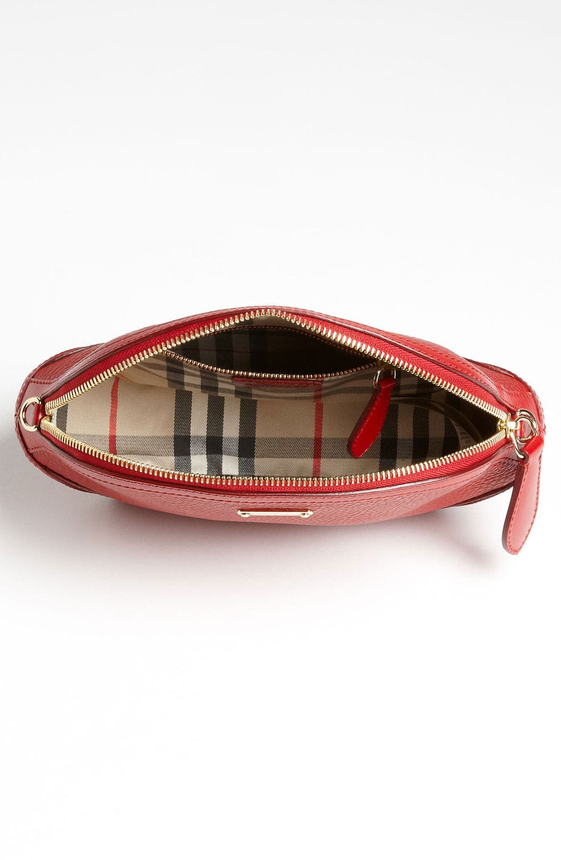 Alternate Image 3  - Burberry 'London Grainy' Leather Crossbody Bag