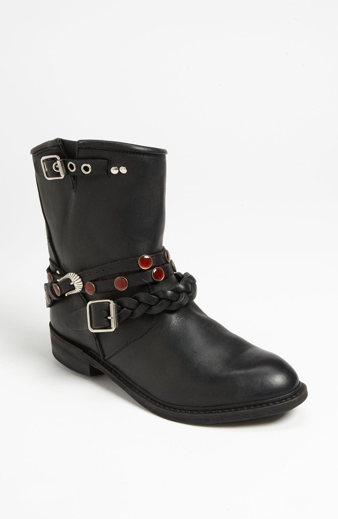 Alternate Image 1 Selected - Golden Goose Short Biker Boot