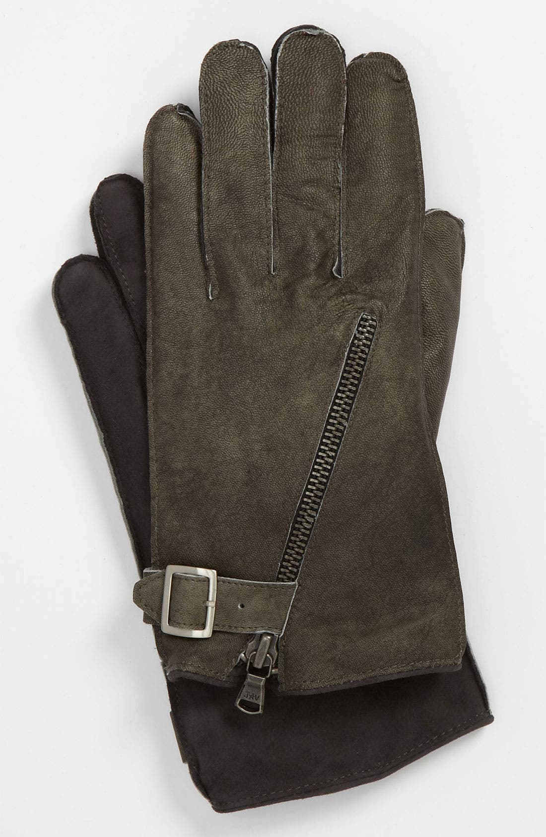 Main Image - John Varvatos Star USA Leather Gloves