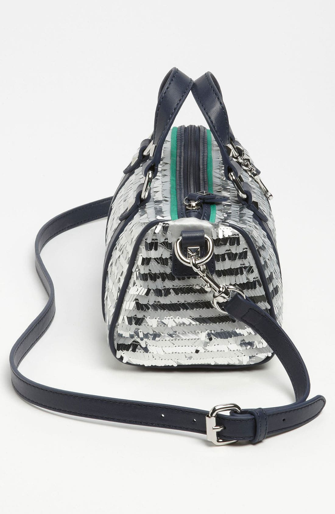 Alternate Image 4  - Juicy Couture 'Mini Steffy' Bag (Girls)