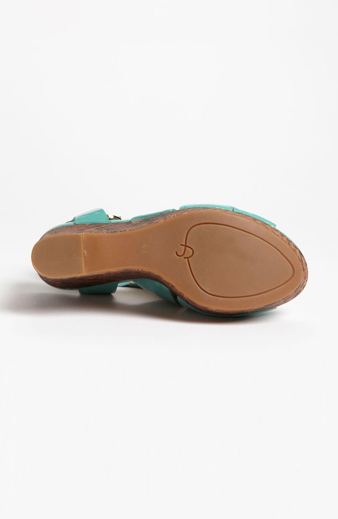 Alternate Image 4  - Joan & David 'Isleen' Sandal (Special Purchase)
