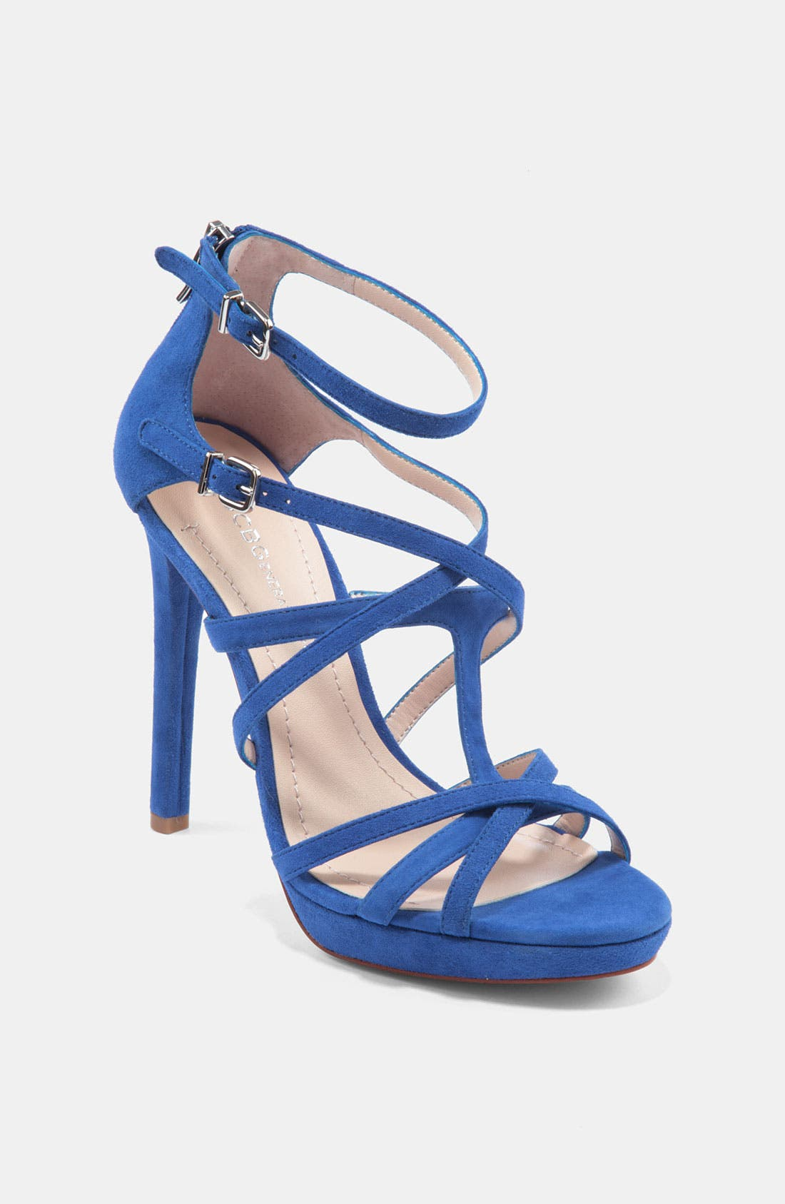 Main Image - BCBGeneration 'Montie' Sandal