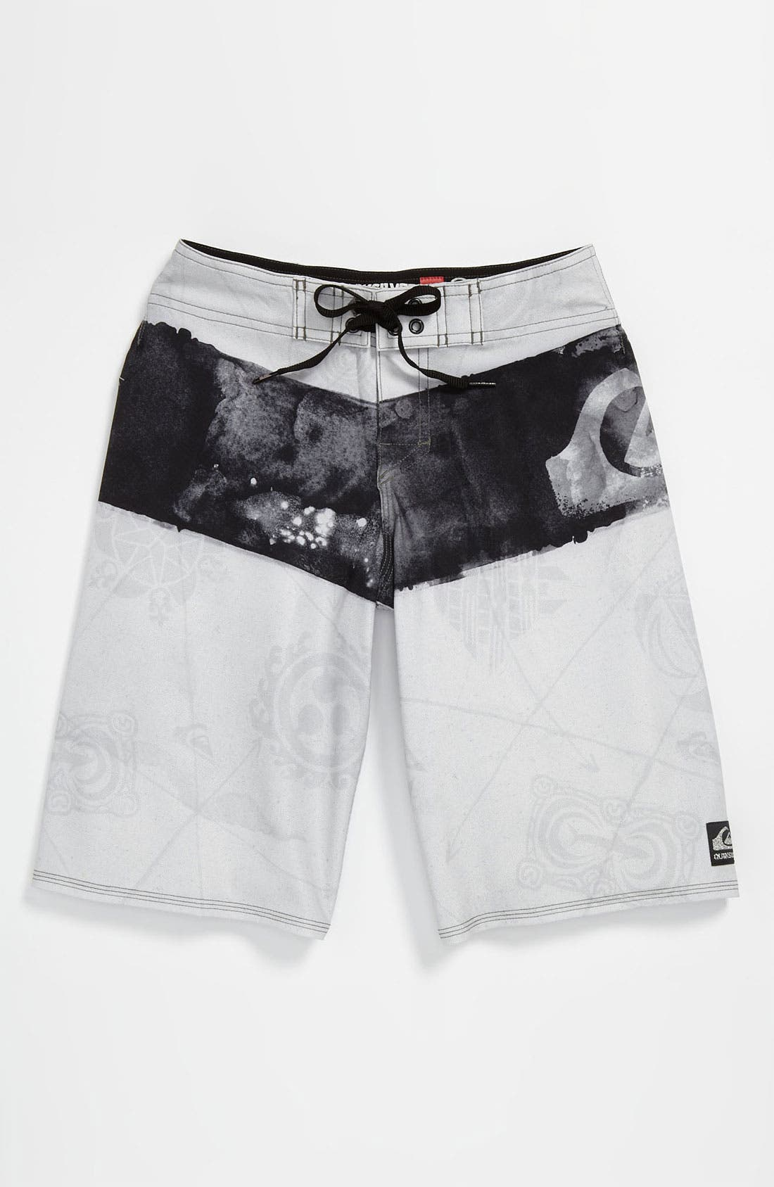 Alternate Image 1 Selected - Quiksilver 'Cypher Kelly Nomad'  Board Shorts (Big Boys)