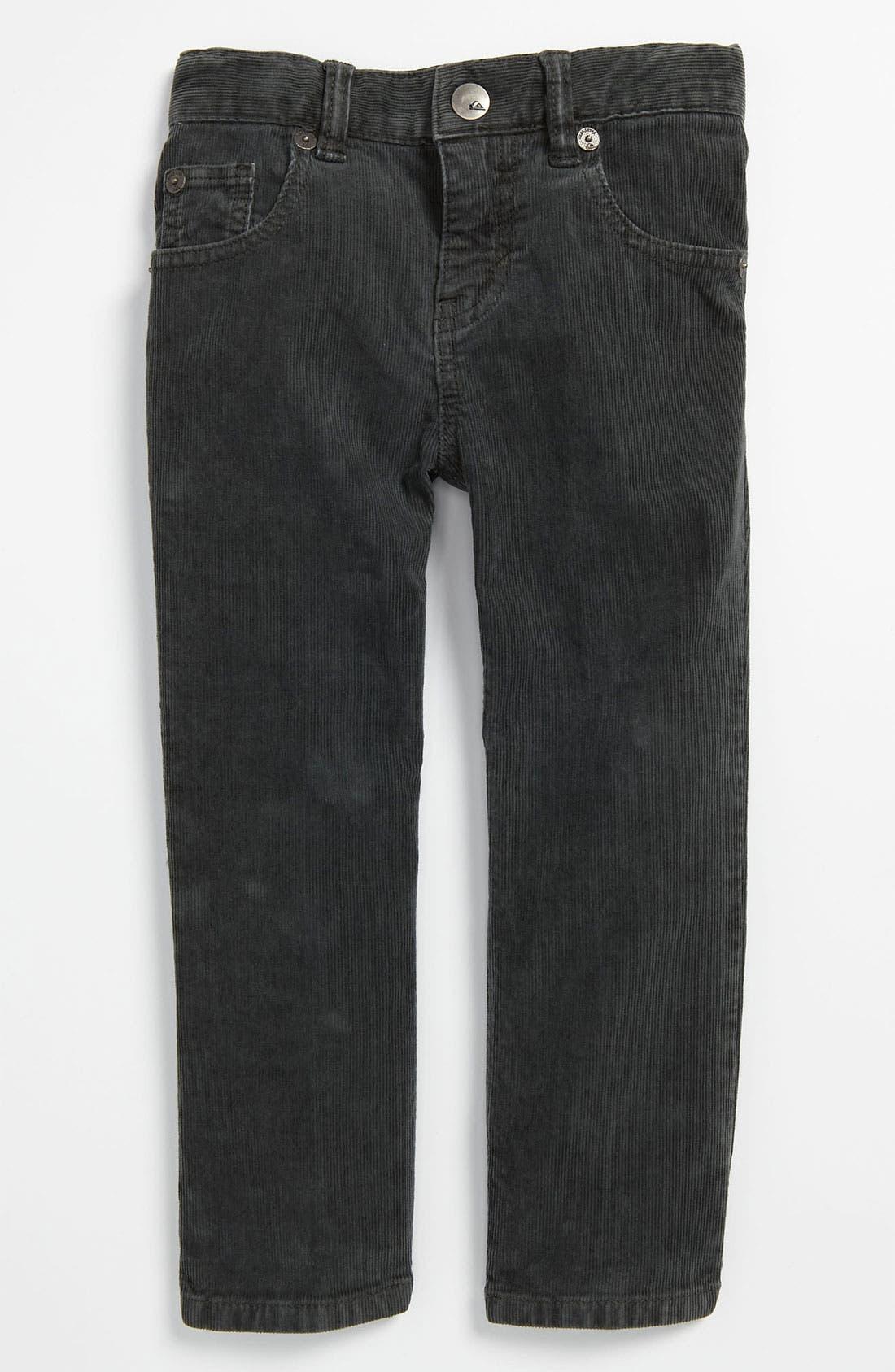 Alternate Image 2  - Quiksilver 'Drifter' Corduroy Pants (Toddler)