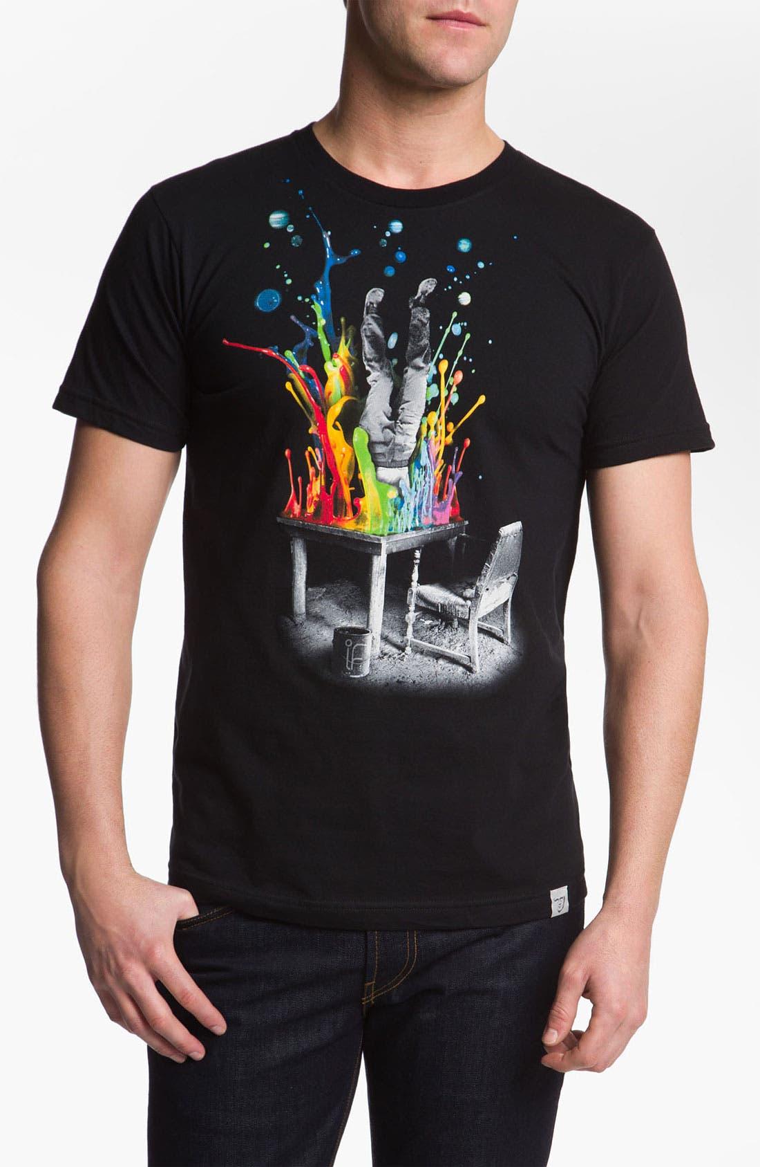 Main Image - Imaginary Foundation 'Plunge' T-Shirt