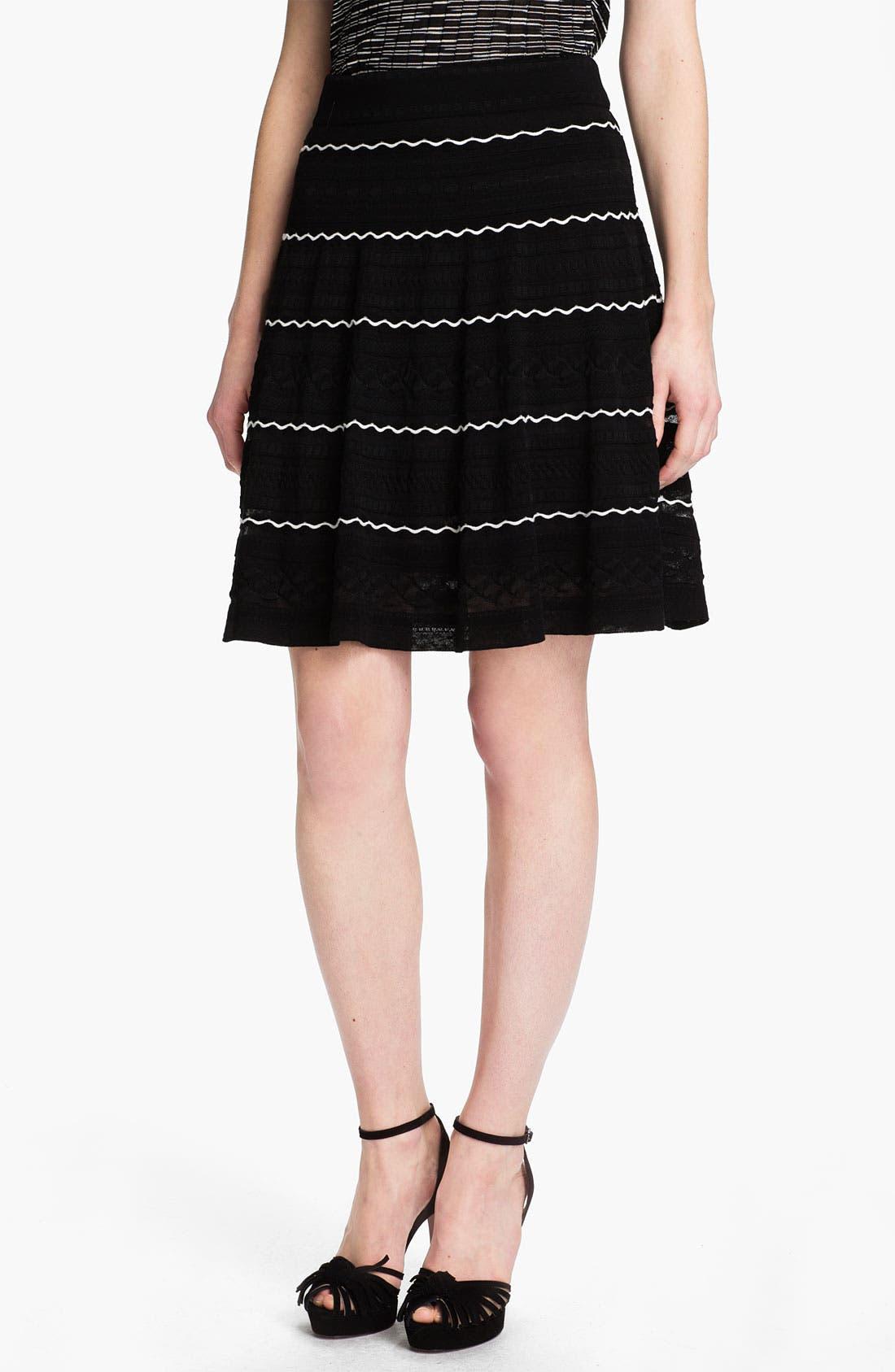Alternate Image 1 Selected - M Missoni Full Skirt