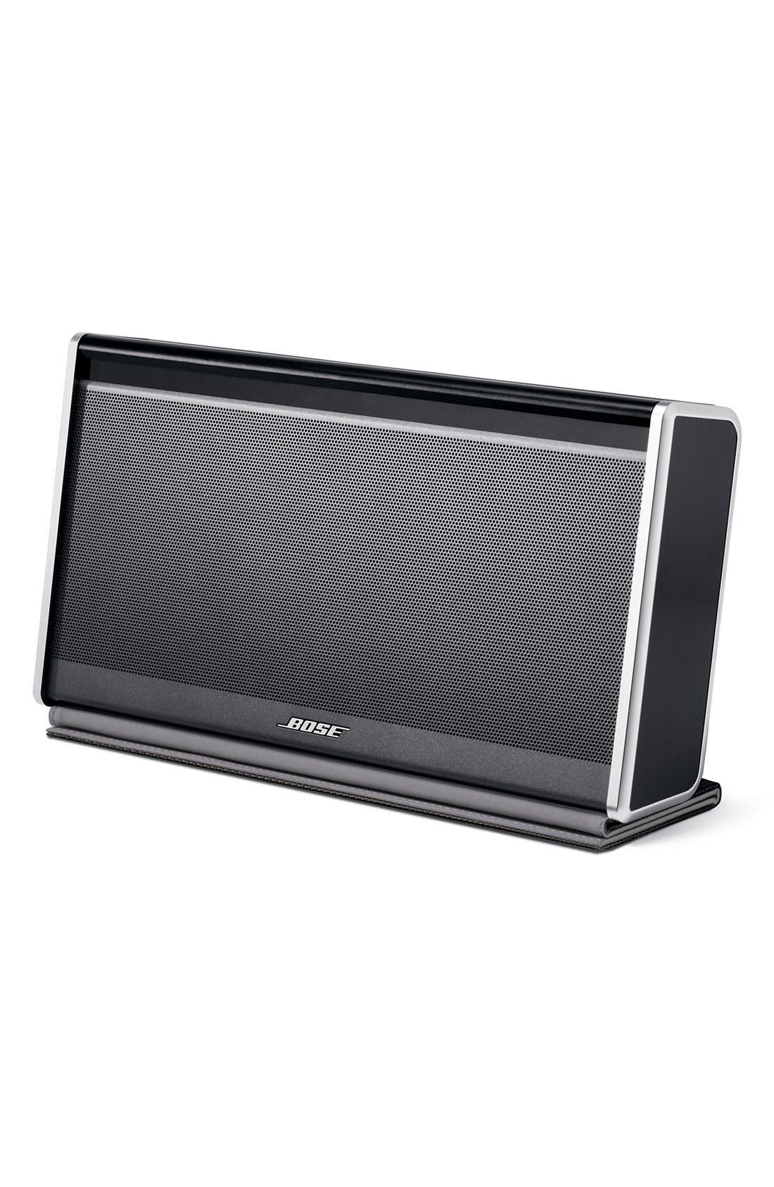 Alternate Image 6  - Bose® SoundLink® Bluetooth® Mobile Speaker II - Nylon Edition