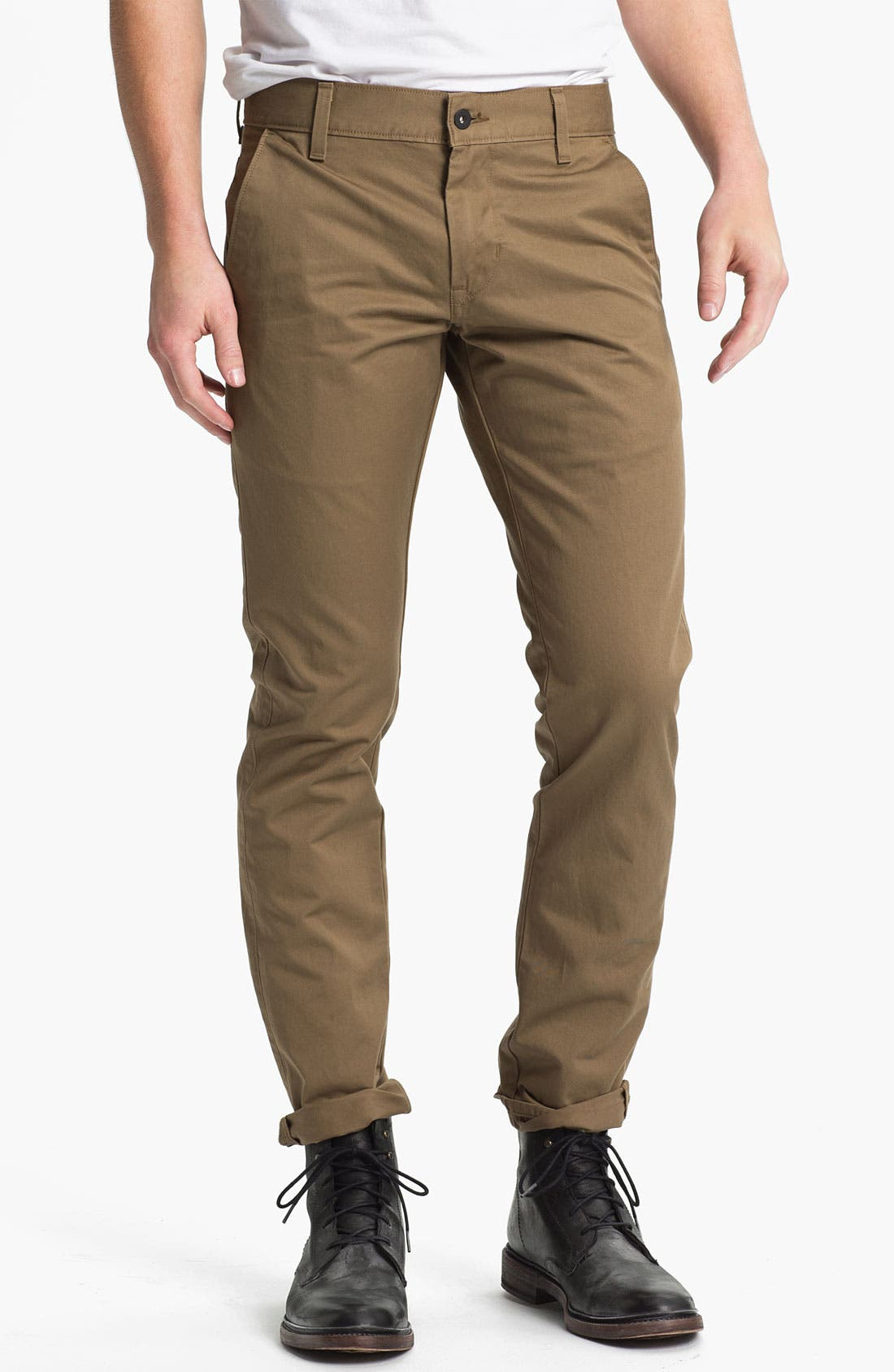 Alternate Image 2  - Levi's® '511™' Skinny Leg Pants