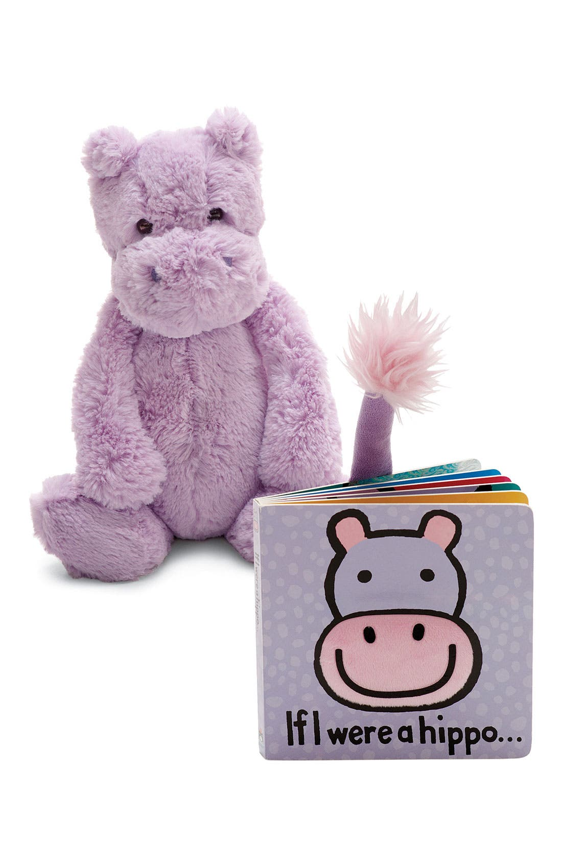 Alternate Image 1 Selected - Jellycat Board Book & Stuffed Animal