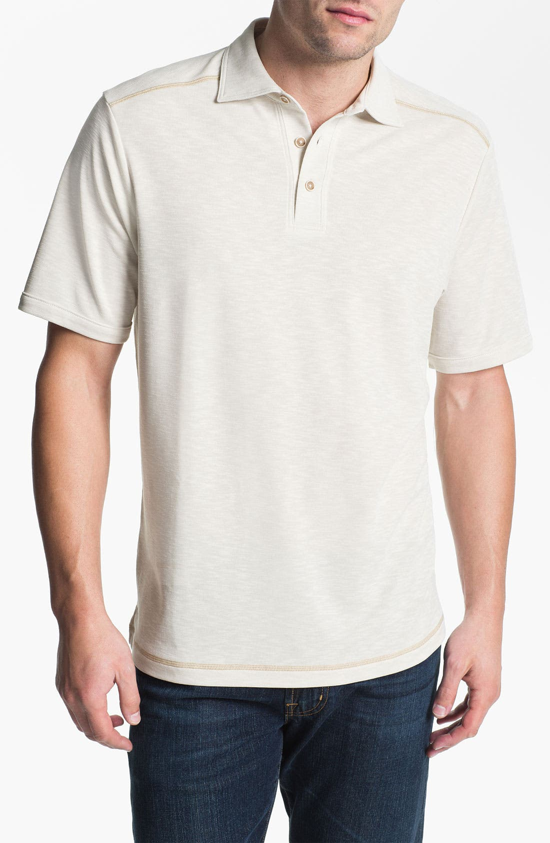 Alternate Image 1 Selected - Tommy Bahama 'Paradise Blend' Polo (Big & Tall) (Online Only)