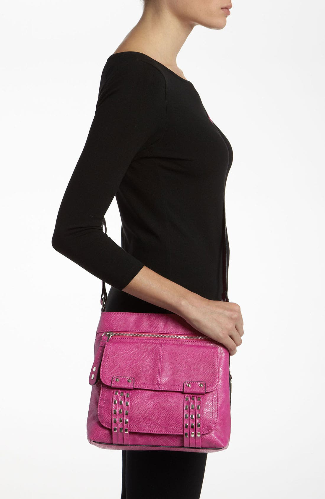 Alternate Image 2  - Jessica Simpson 'Chelsea' Crossbody Bag