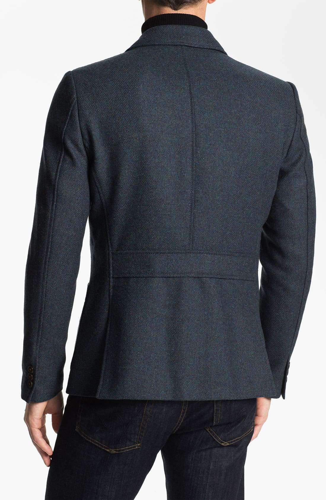 Alternate Image 2  - Ted Baker London 'Moosh' Wool Blazer