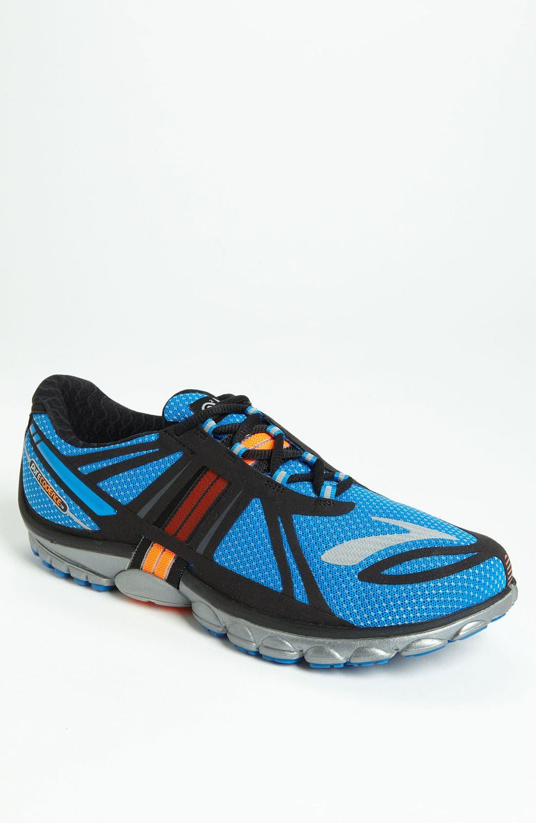 Main Image - Brooks 'PureCadence 2' Running Shoe (Men)