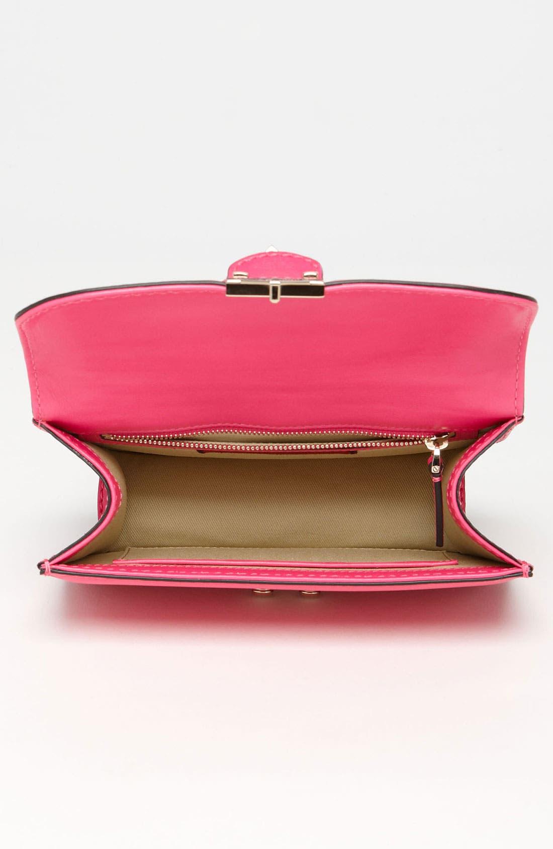Alternate Image 3  - Valentino 'Lock - Small' Leather Flap Bag