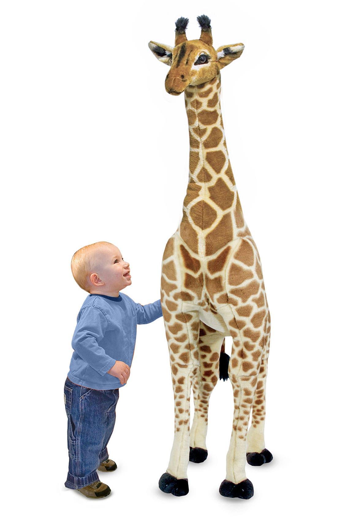 Main Image - Melissa & Doug Oversized Giraffe