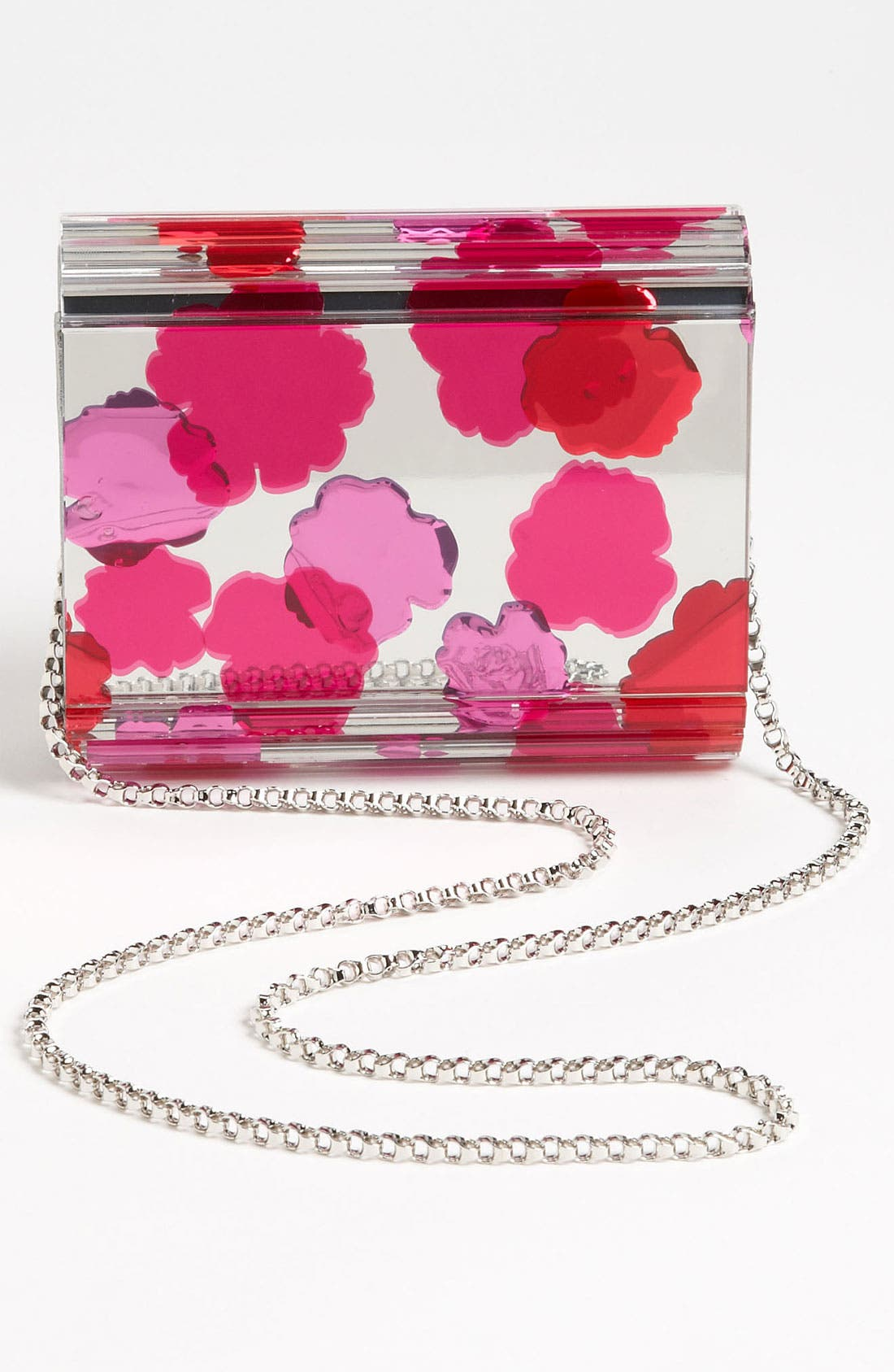 Alternate Image 4  - Jimmy Choo 'Candy Floral' Clutch