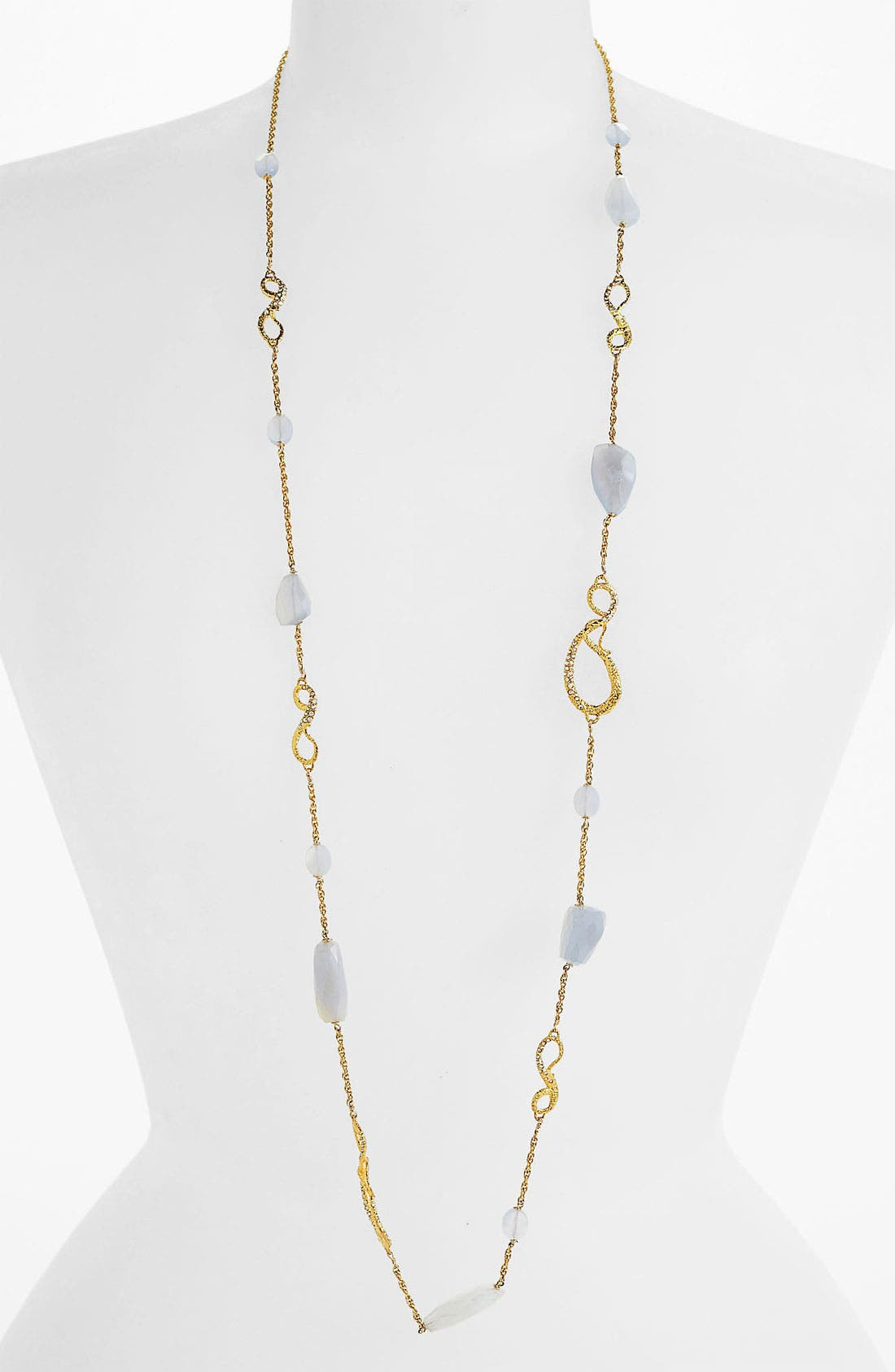 Alternate Image 1 Selected - Alexis Bittar 'Elements - Siyabona' Extra Long Station Necklace