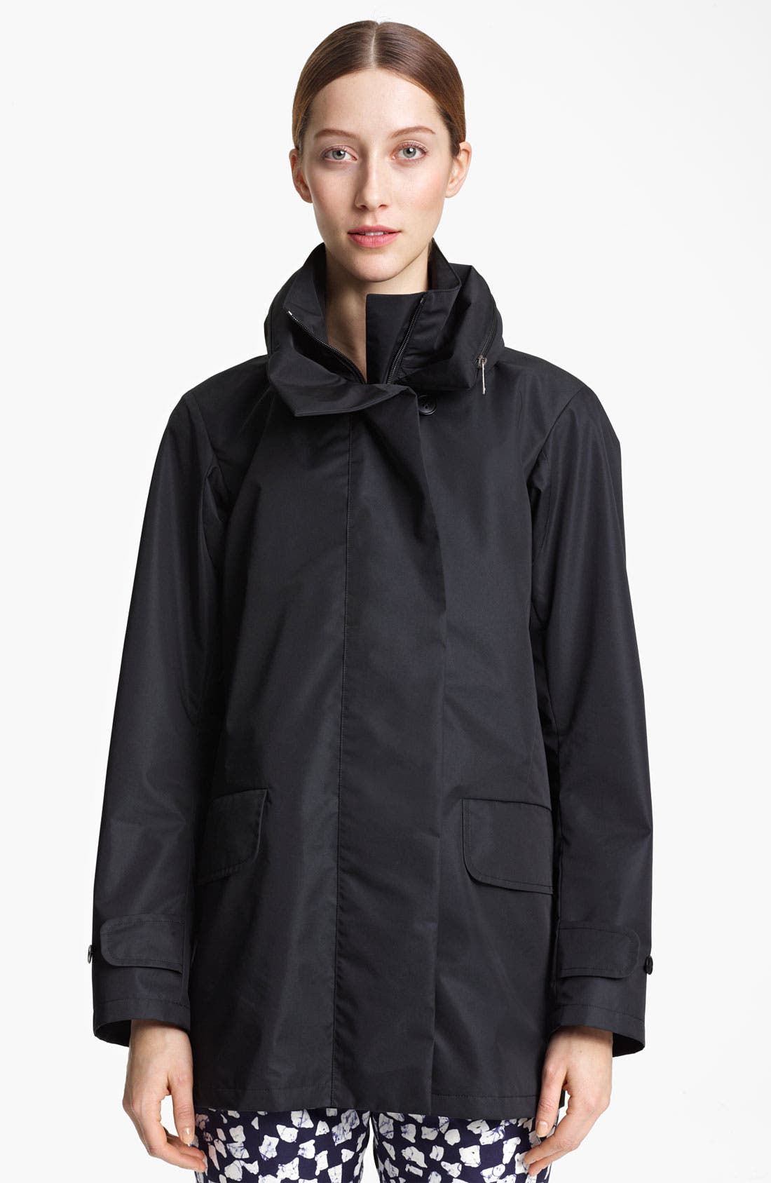 Main Image - Jil Sander Hooded Coat