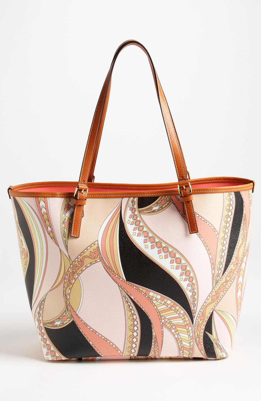Alternate Image 4  - Emilio Pucci 'Medium' Shopper