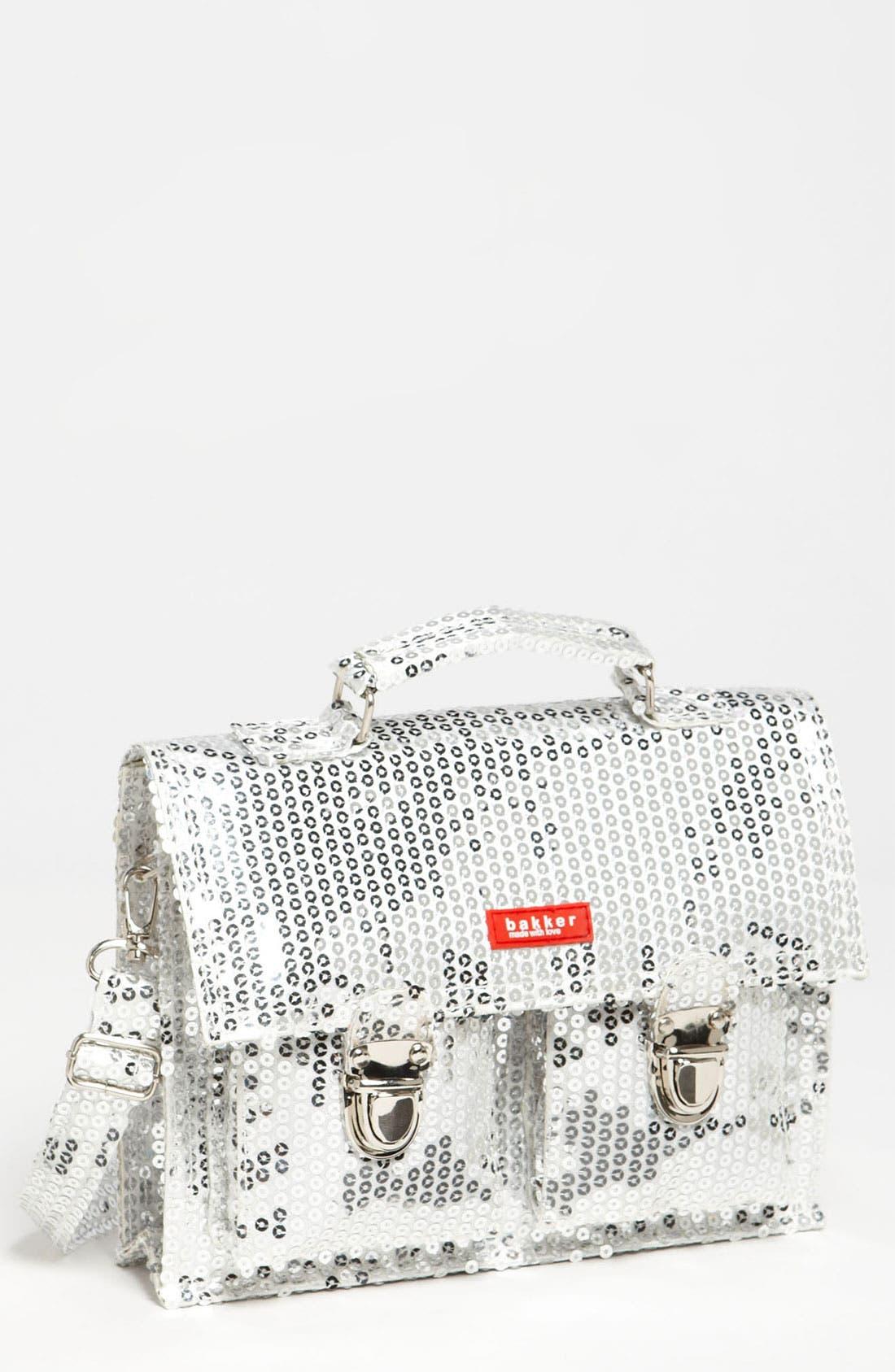 Main Image - Bakker Made With Love 'Mini' School Bag (Girls)