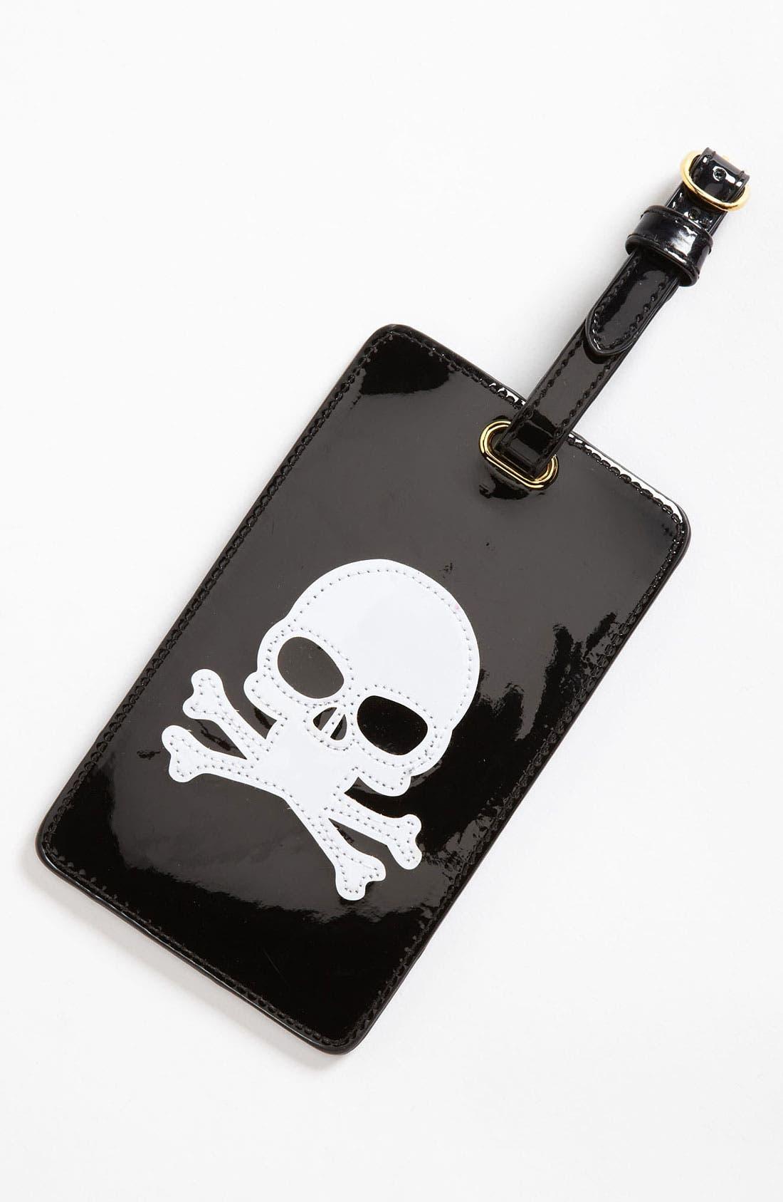 Main Image - Lolo 'Skull' Luggage Tag